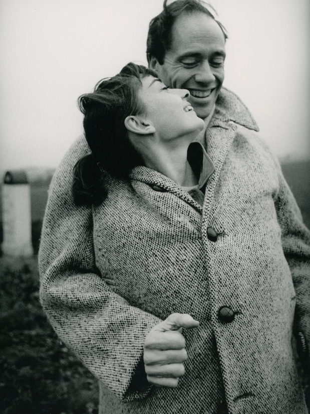 En images: Audrey Hepburn en privé