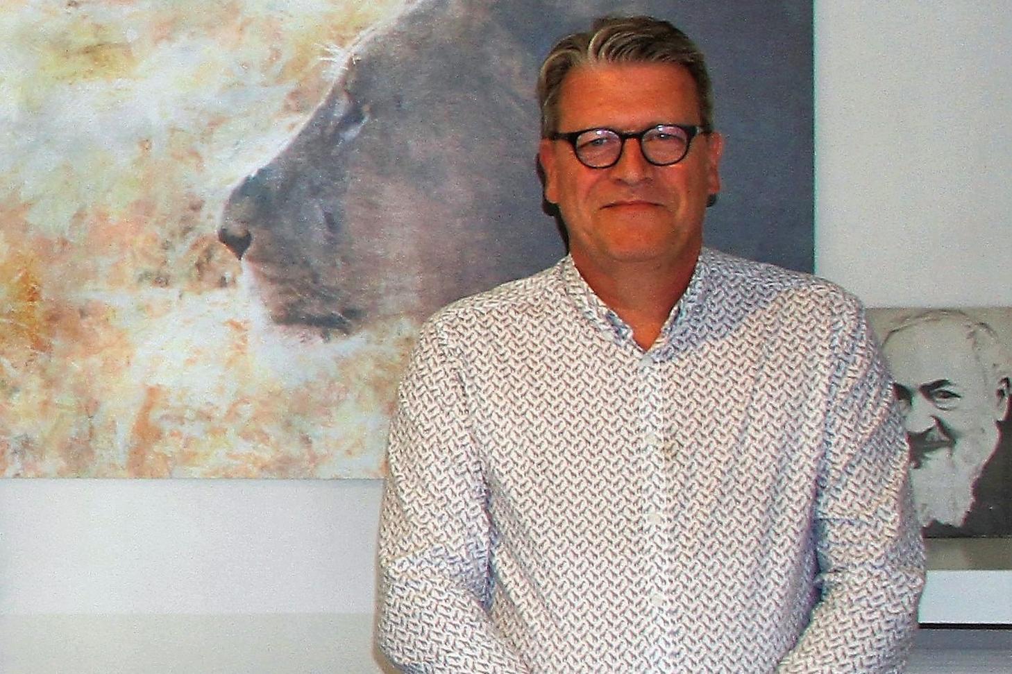"""Bart Debo exposeert werken in Hadlow: """"Met foto's iets unieks brengen"""" - Cultuur & media - KW"""