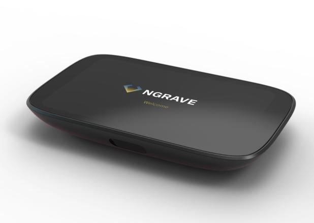 NGRAVE entame la prévente d'un portefeuille sécurisé pour espèces numériques