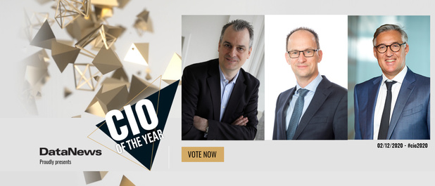 Qui sera le CIO of the Year 2020? Votez maintenant!