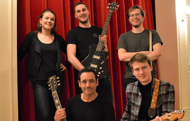 Blankenbergse rockband 'Vulgar Vow' brengt eerste EP uit