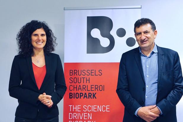 Bertrand Alexandre, le nouveau pilote du Biopark de Gosselies