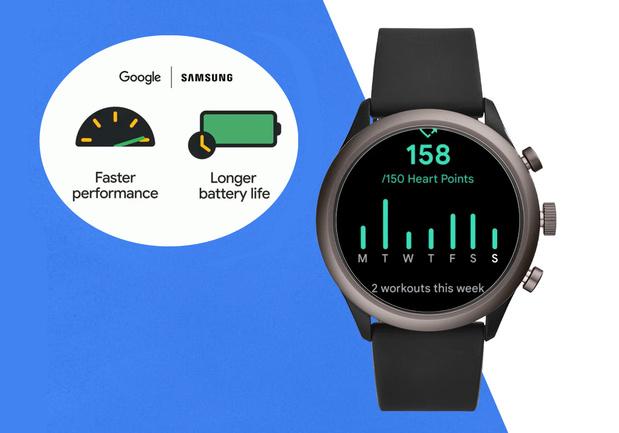 Google en Samsung smelten Wear OS en Tizen samen