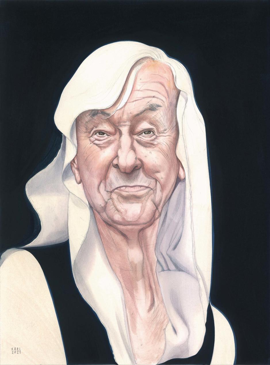 Cartoon van de week: Paul 'Benedetta' Verhoeven