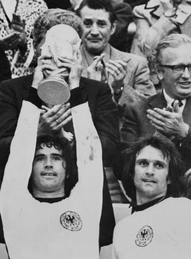 Gerd Muller, l'un des meilleurs buteurs allemands de l'histoire, est décédé