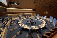 Entre manque d'argent et pandémie, l'ONU tourne au ralenti