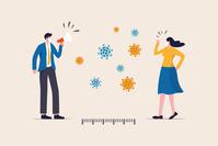 Les asymptomatiques ont une charge virale semblable à celle des autres porteurs du coronavirus