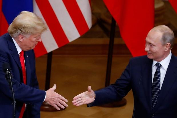 Malgré la fin de l'enquête russe, le rapprochement Trump-Poutine reste compliqué