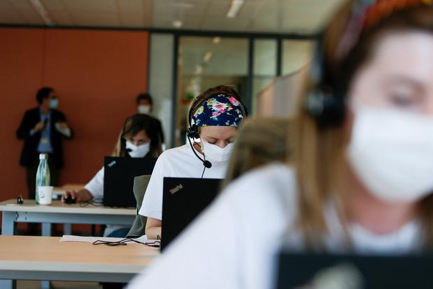La base de données e-health bientôt au service du traçage du coronavirus