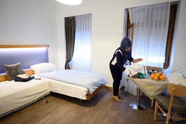 Privé de clientèle, un hôtel trois étoiles suisse acueille des sans abri, en raison du coronavirus