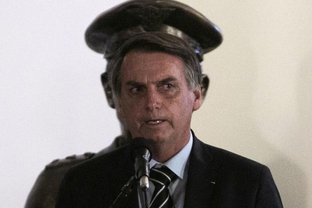 Brésil: les droits de l'Homme menacés sous Bolsonaro