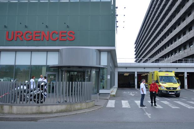 L'augmentation progressive des patients liées au coronavirus sous contrôle dans les hôpitaux bruxellois