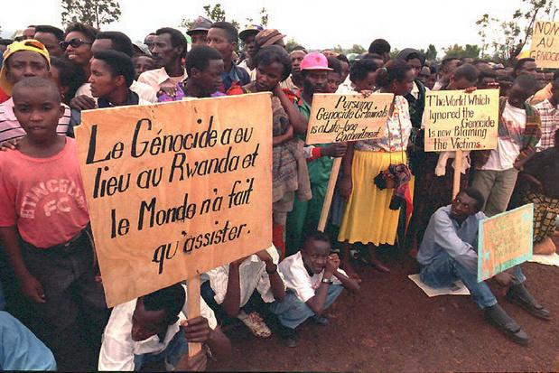 """Arrestation de Félicien Kabuga, considéré comme le """"financier"""" du génocide rwandais"""