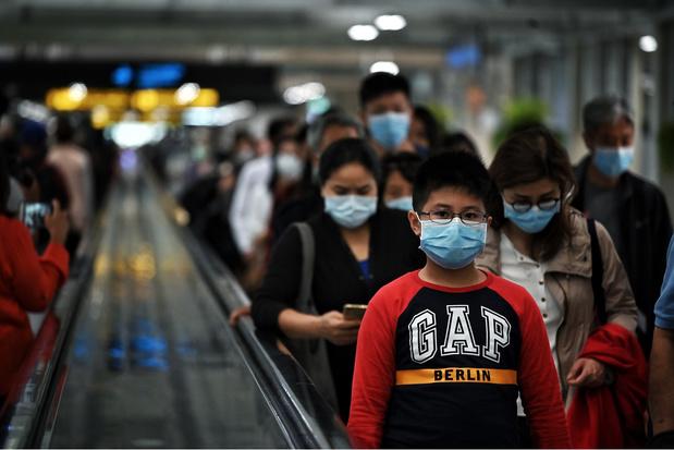 La Belgique déconseille les voyages vers la province chinoise Hubei