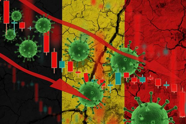 La récession frappe plus fort en Flandre qu'en Wallonie et à Bruxelles