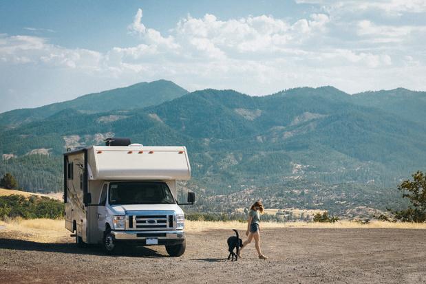 Le camping-car, emblème des Etats-Unis qui en dit long sur l'état d'esprit des Américains