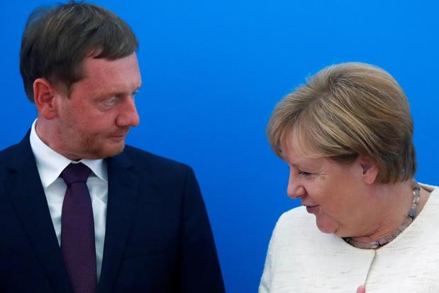 """Allemagne: la deuxième vague """"est déjà là"""""""
