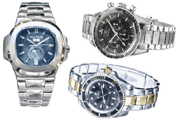 Les garde-temps, c'est de l'argent: le B.A.-ba pour commencer une collection de montres