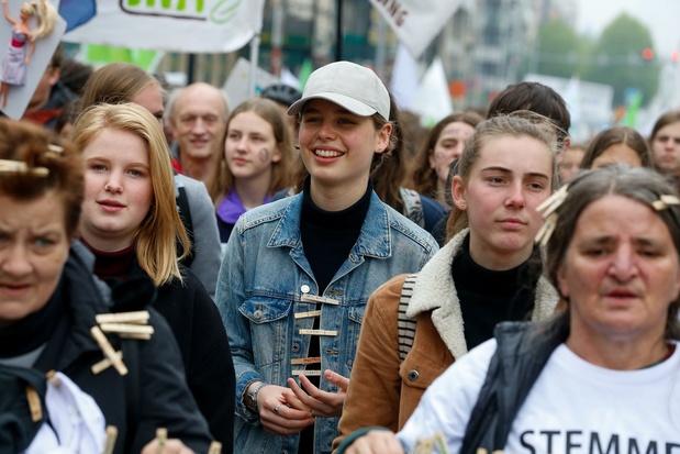 La deuxième grève mondiale pour le climat en point d'orgue avant les élections