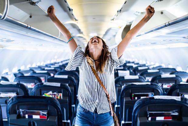 Repas, divertissements, classe éco: les tops 10 des meilleures compagnies aériennes