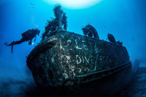 La Grèce va permettre la plongée sur certaines épaves pour attirer les touristes