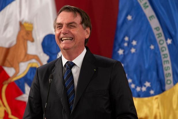 Brésil: Bolsonaro limoge un deuxième ministre, celui de l'Education