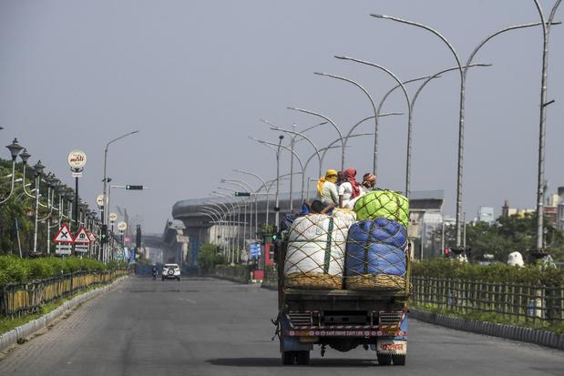 Coronavirus: l'Inde décrète un confinement total du pays