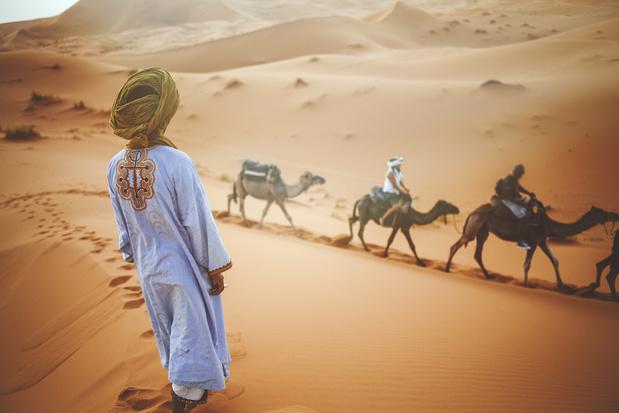 Le Sahara, un territoire fantasmé