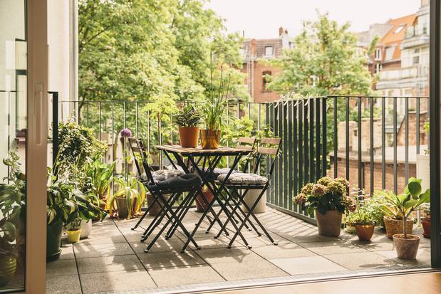 80% des Wallons et des Bruxellois veulent désormais une maison avec un jardin ou un appartement avec terrasse