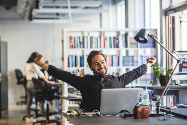 La satisfaction des Belges au travail au plus haut depuis 10 ans