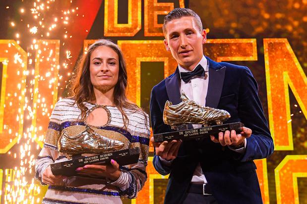 Soulier d'Or: Hans Vanaken double la mise, razzia brugeoise, troisième trophée pour Hazard et Wullaert