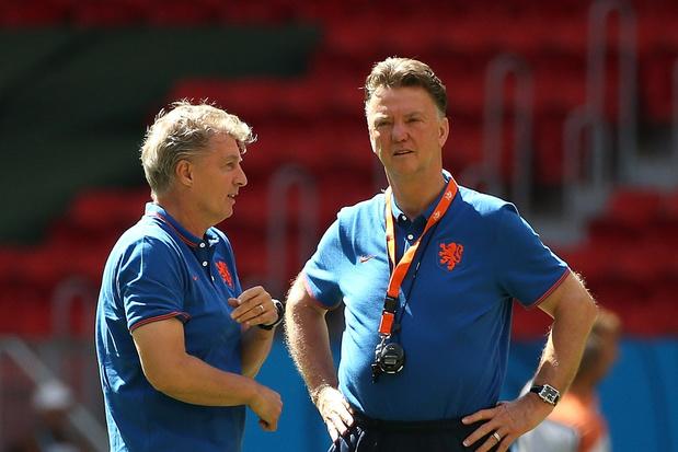 Officieel: Van Gaal voor derde keer bondscoach van Oranje