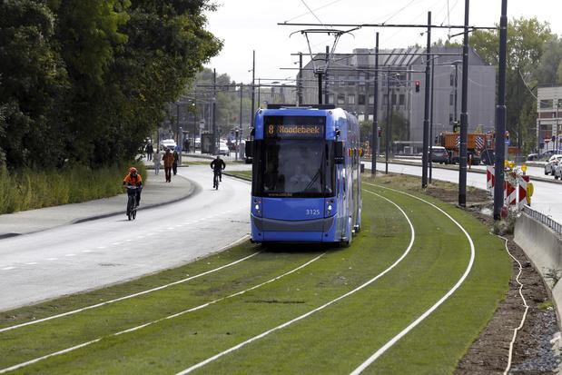 Bruxelles: Feu vert du conseil au tracé de la future ligne de tram à Neder-Over-Heembeek