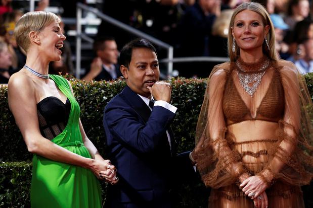 Paniquée par le coronavirus, Gwyneth Paltrow devient la risée d'internet en France