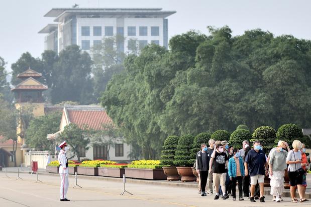 Coronavirus: des dizaines de touristes en quarantaine au Vietnam