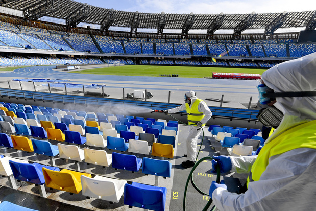 Le monde sportif de plus en plus inquiet face au coronavirus