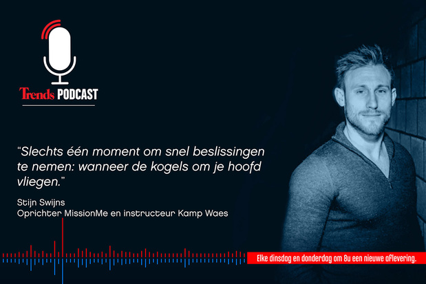 Trends Podcast: hoe The Special Forces ons leren omgaan met coronastress