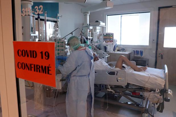 À Liège, les hôpitaux craignent une hausse des hospitalisations