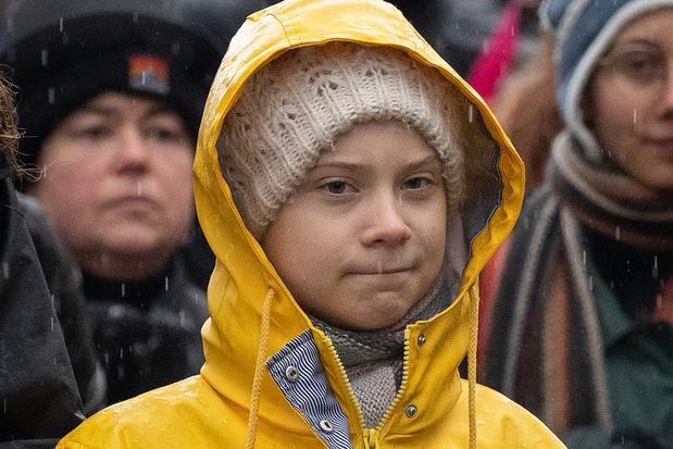 "Bruxelles présente sa ""loi climat"" sous l'oeil dubitatif de Greta Thunberg"
