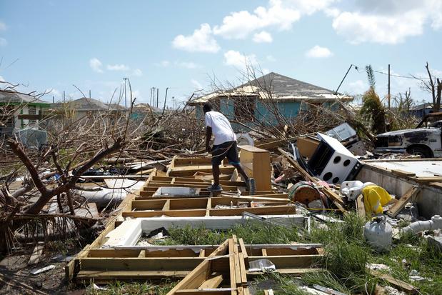 Ouragan Dorian: encore 1.300 victimes non localisées par les autorités aux Bahamas