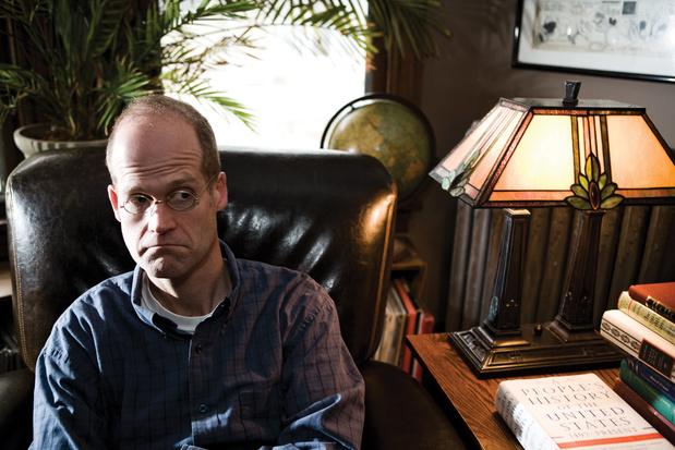 """Chris Ware, roi du """"comic strip"""", remporte le Grand Prix du Festival d'Angoulême"""