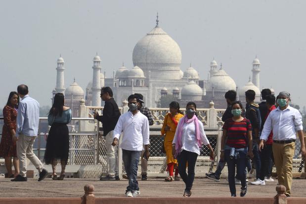 Suspension des visas touristiques et quarantaines en Inde