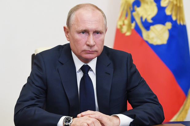 Poutine n'exclut pas d'être à nouveau candidat à la présidence