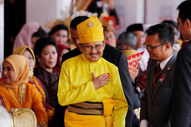 L'ex-président indonésien Habibie est mort à 83 ans