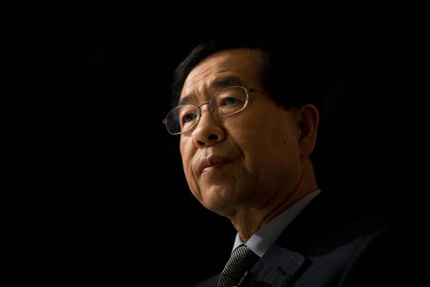 Corée du Sud : le maire de Séoul, porté disparu, retrouvé mort