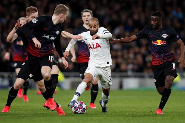 Leipzig s'est imposé à Tottenham (0-1) et l'Atalanta a ébranlé Valence (4-1)