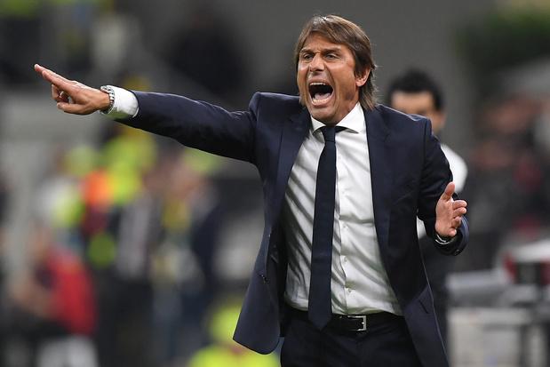Antonio Conte deelt steek uit: 'Italië weet hoe je een finale moet winnen'