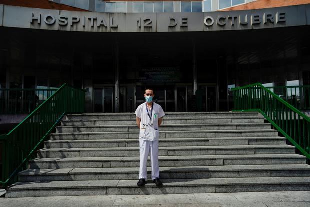 Coronavirus : l'Espagne a enregistré une baisse du nombre de décès