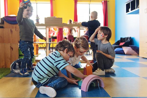 Une vaste majorité de parents ne mettra pas ses enfants à la garderie