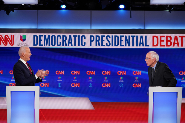 Biden et Sanders à la maison: la curieuse fin des primaires à l'heure du coronavirus